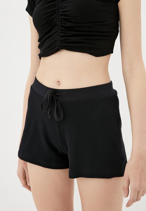 женские шорты sela, черные