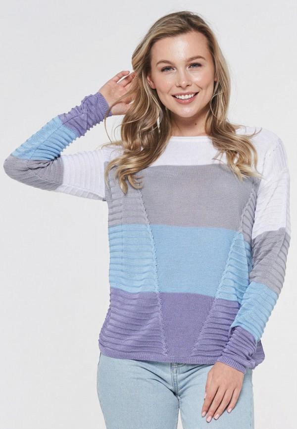 женский джемпер vay, разноцветный