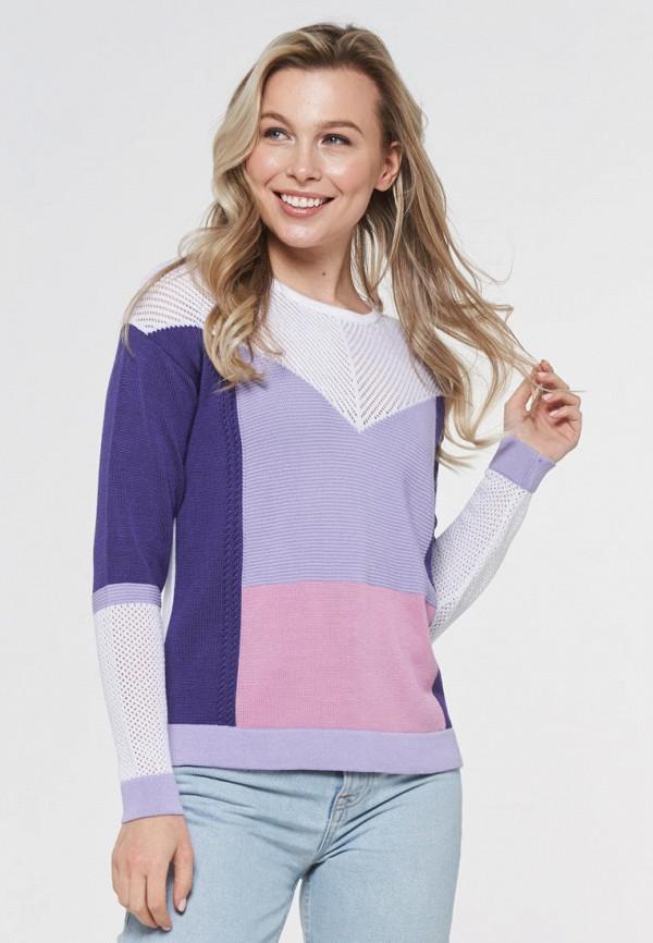 женский джемпер vay, фиолетовый