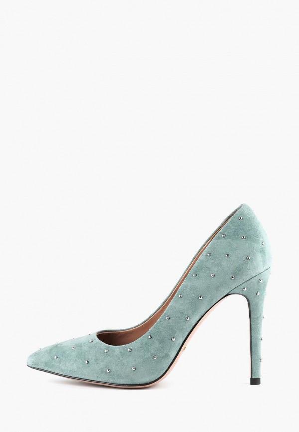 женские туфли sasha fabiani, бирюзовые