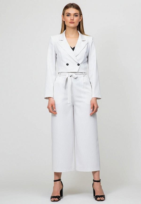 женский костюм itelle, белый
