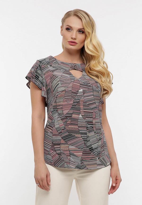 женская блузка vlavi, разноцветная
