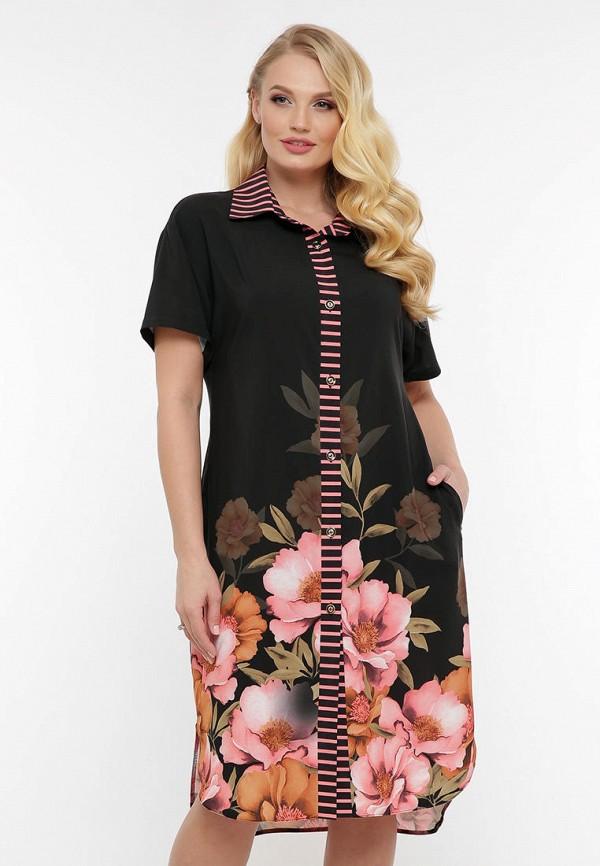 женское платье vlavi, черное