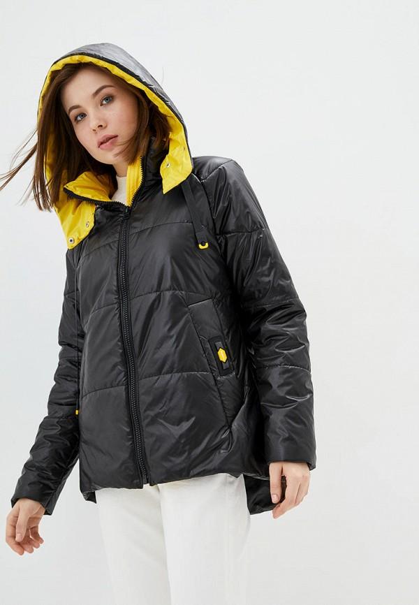 женская куртка modniy oazis, черная