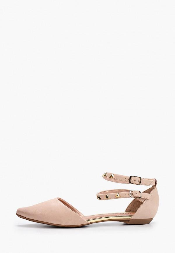женские туфли bottero, бежевые