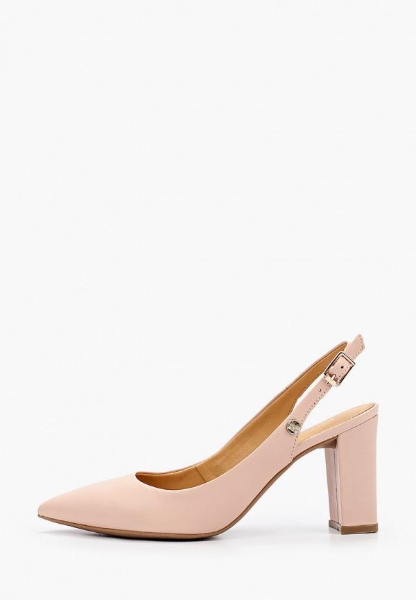 женские туфли bottero, розовые