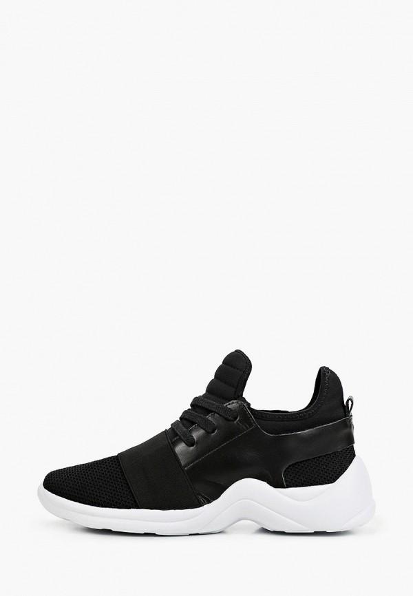 женские низкие кроссовки bottero, черные