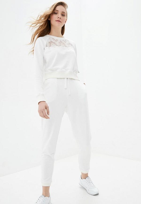 женский спортивный костюм o&j, белый