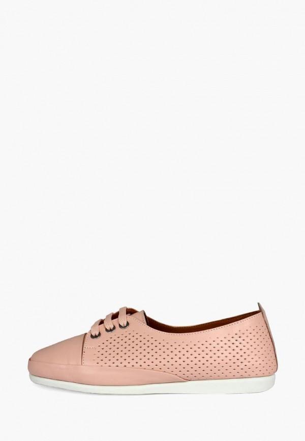 женские ботинки blizzarini, розовые