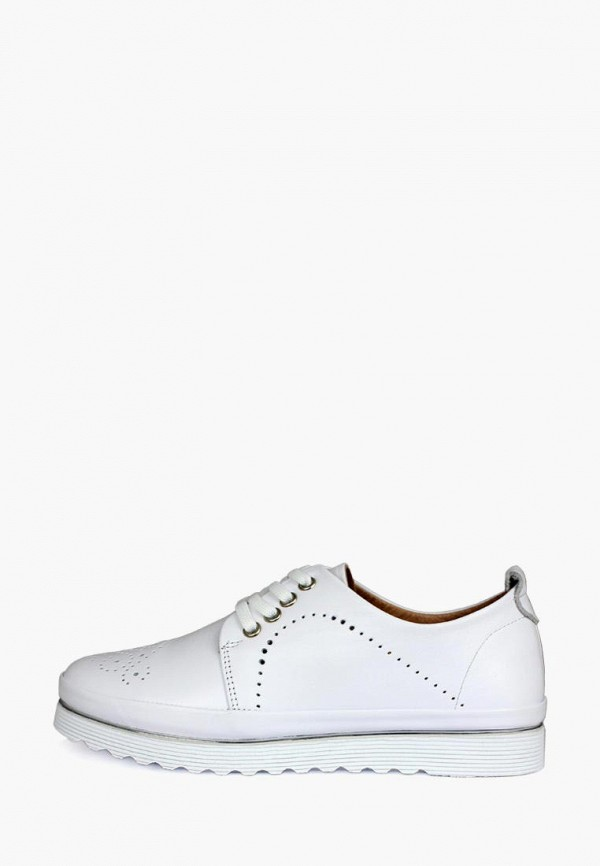 женские ботинки blizzarini, белые