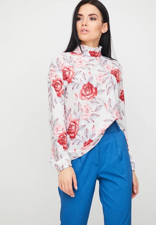 женская блузка karree, белая