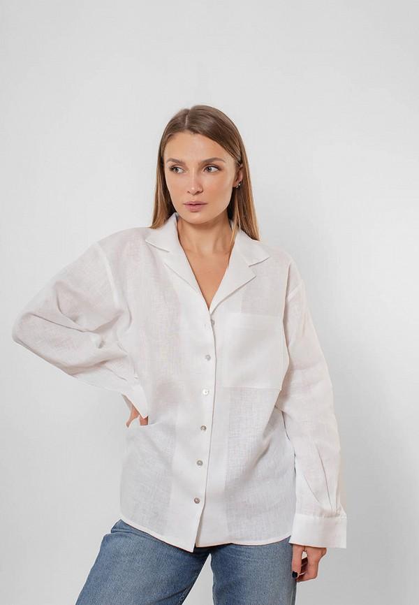 женская блузка love pam, белая