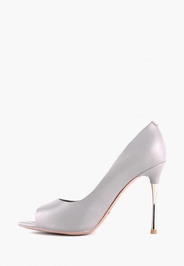 женские туфли sasha fabiani, серые