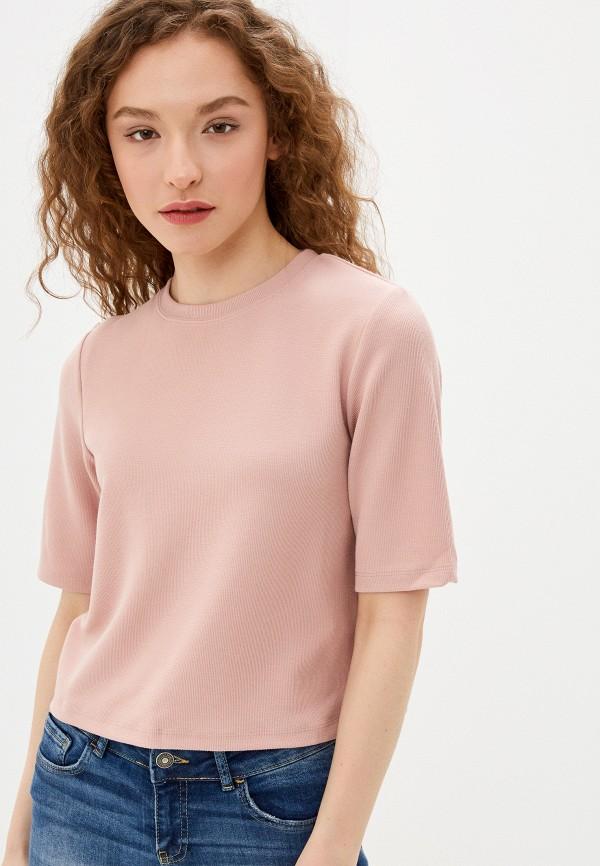 женский джемпер befree, розовый