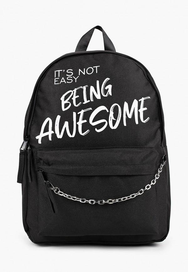 женский рюкзак befree, черный