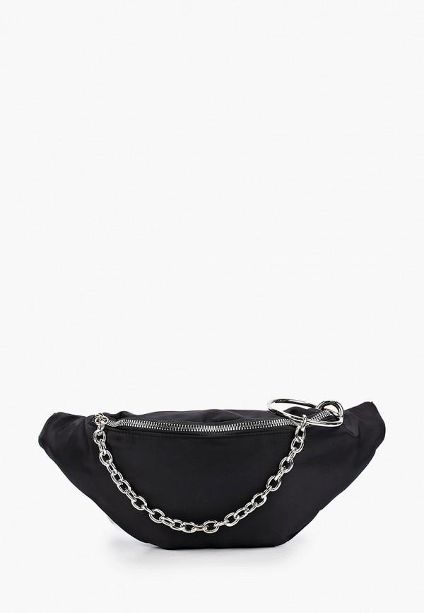 женская поясные сумка befree, черная