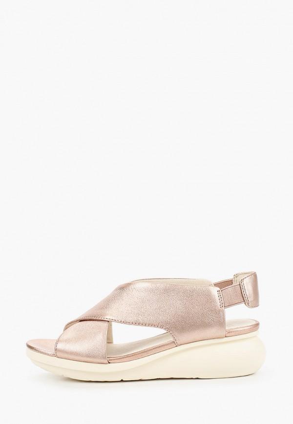женские сандалии camper, розовые