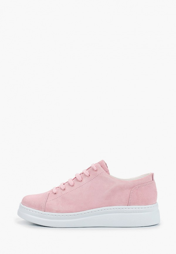женские низкие кеды camper, розовые