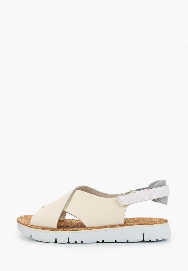 женские сандалии camper, белые