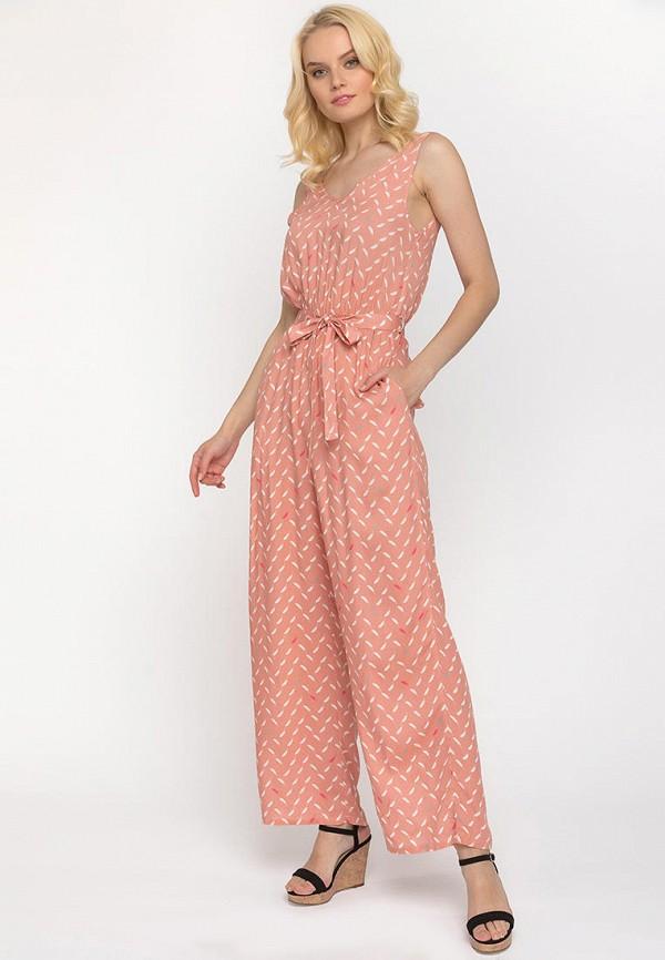 женский комбинезон с брюками gloss