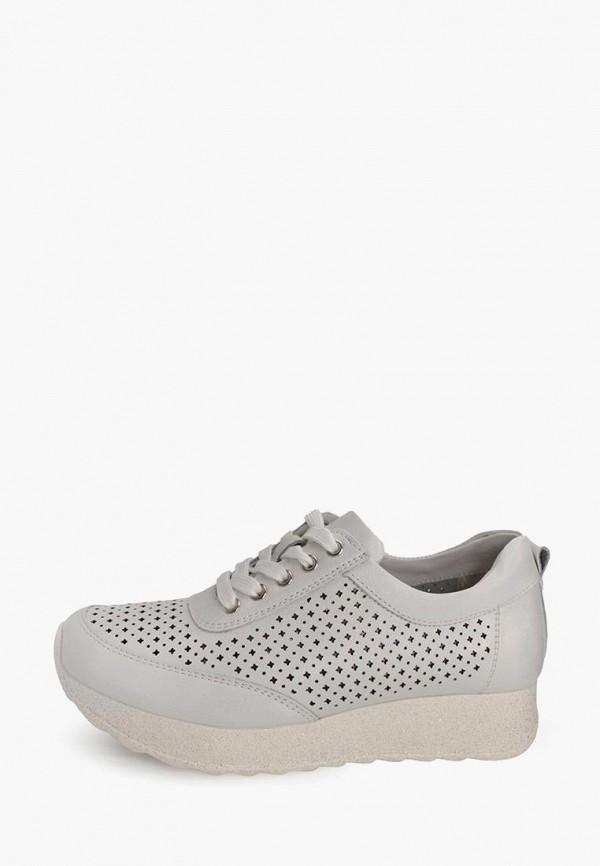 женские низкие кроссовки makfine, белые