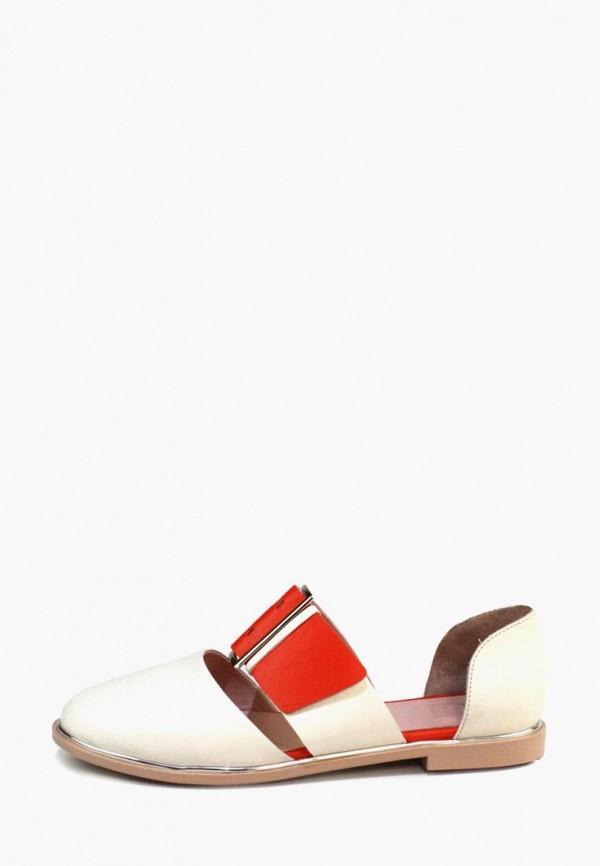 женские сандалии it-girl, бежевые