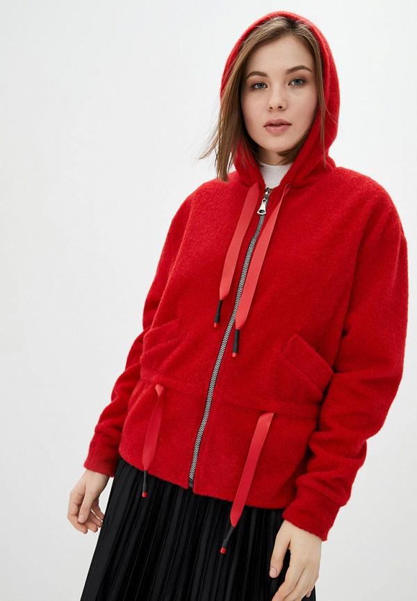 женская куртка modniy oazis, красная