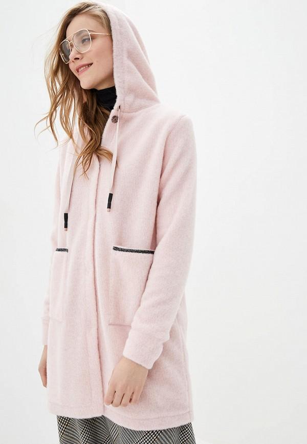 женская куртка modniy oazis, розовая