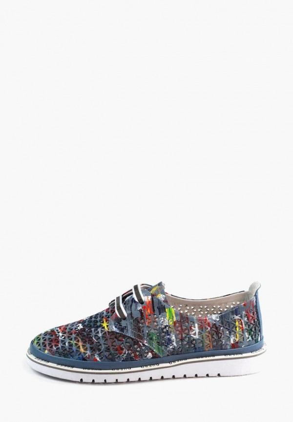 женские ботинки it-girl, разноцветные