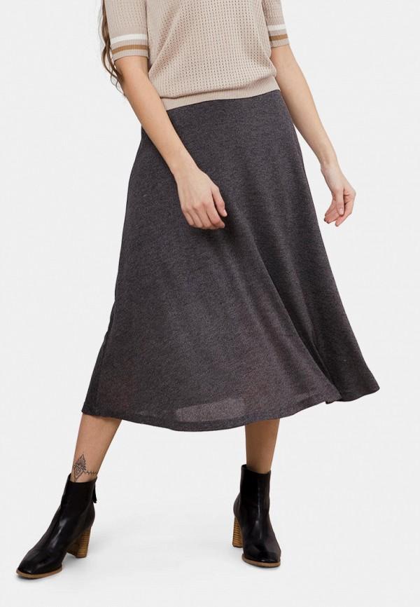 женская юбка mr520, серая