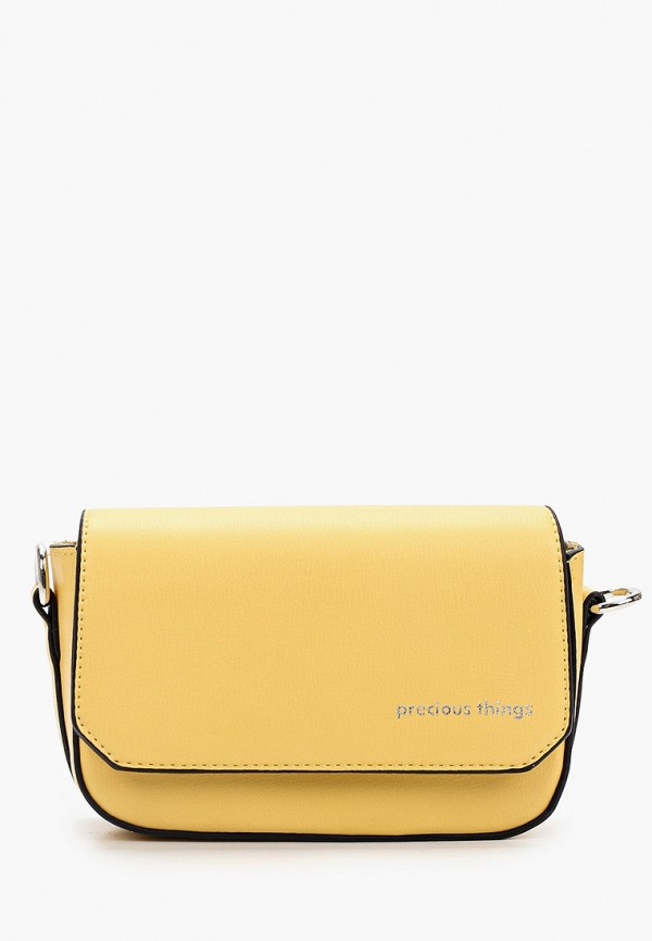 женская поясные сумка befree, желтая
