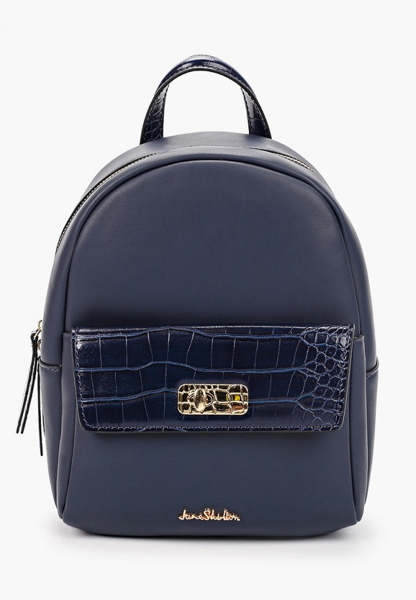 женский рюкзак jane shilton, синий