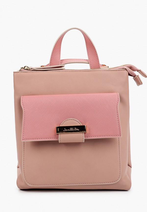 женский рюкзак jane shilton, розовый