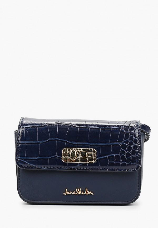 женская поясные сумка jane shilton, синяя