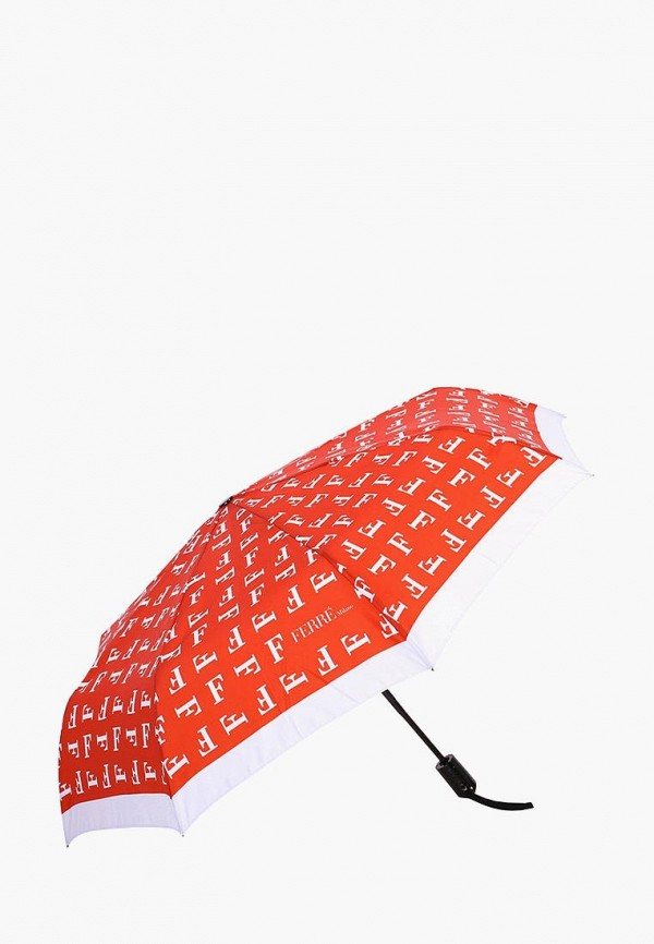 женский зонт gf ferre, красный