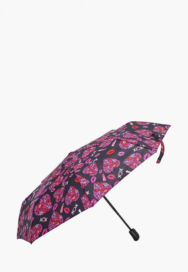 женский зонт gf ferre, розовый
