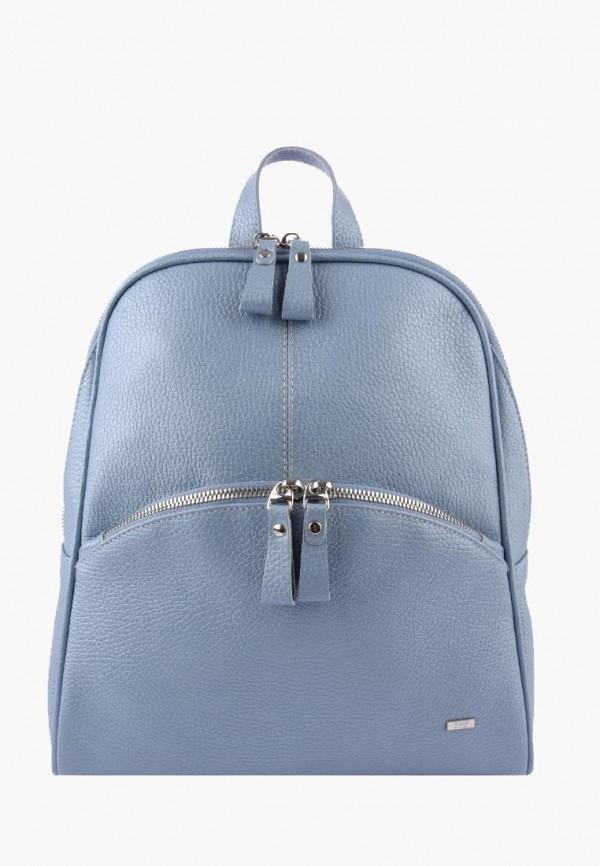 женский рюкзак esse, голубой