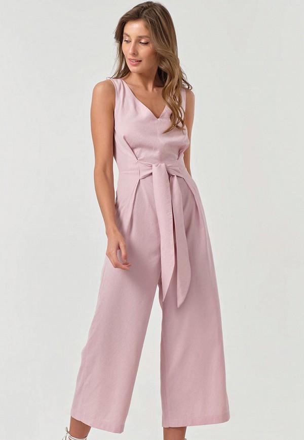 женский комбинезон с брюками fly, фиолетовый