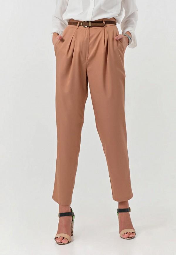 женские повседневные брюки fly, бежевые