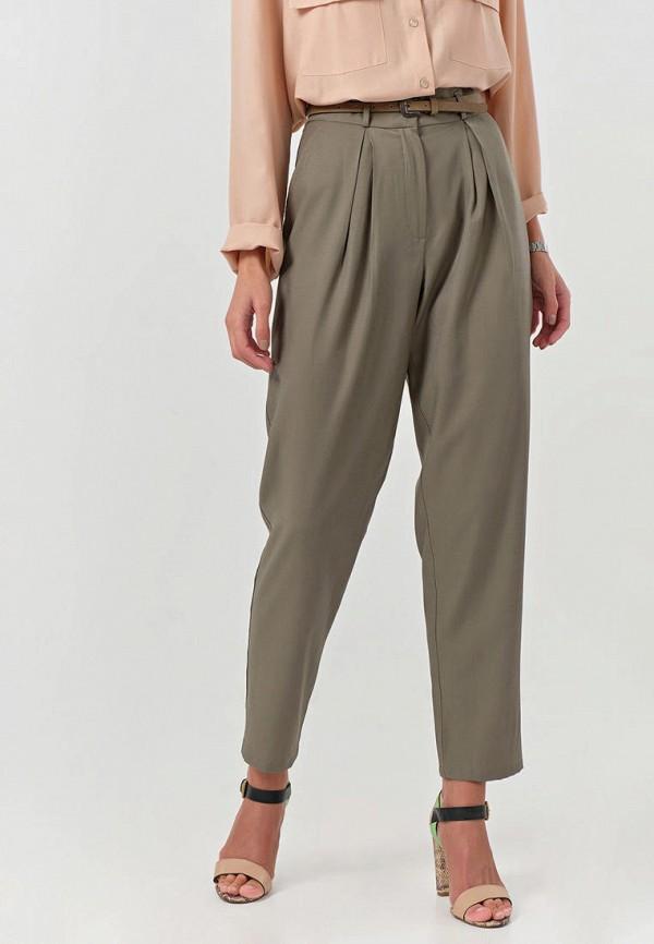женские повседневные брюки fly, серые