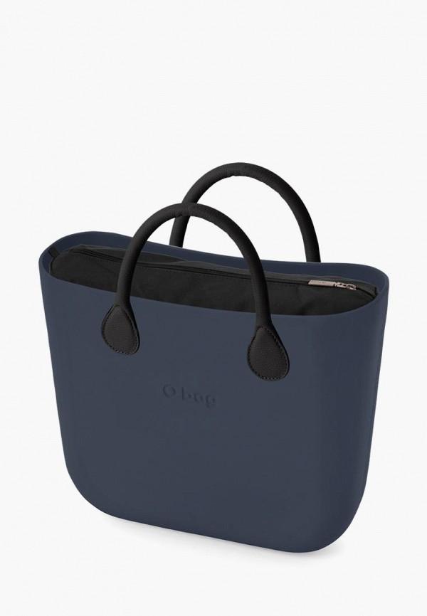 женская сумка o bag, синяя