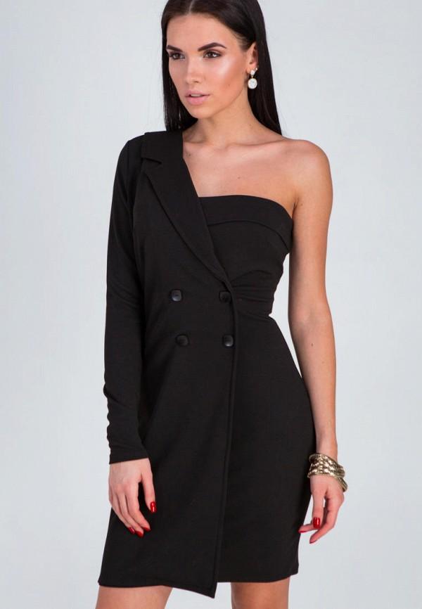 женское платье karree, черное