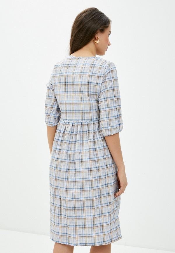 Фото 3 - Женское платье Lika Dress разноцветного цвета