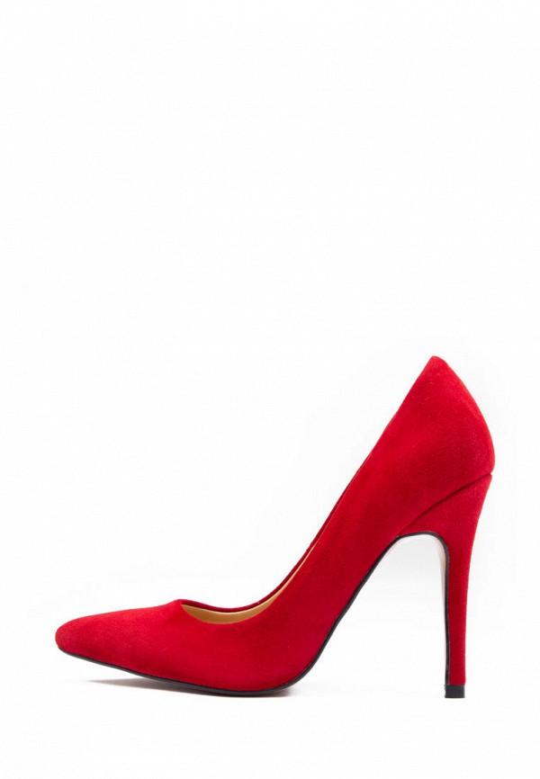 женские туфли lookie, красные