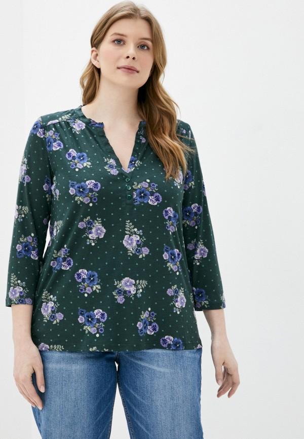 женская блузка с коротким рукавом viserdi, серая