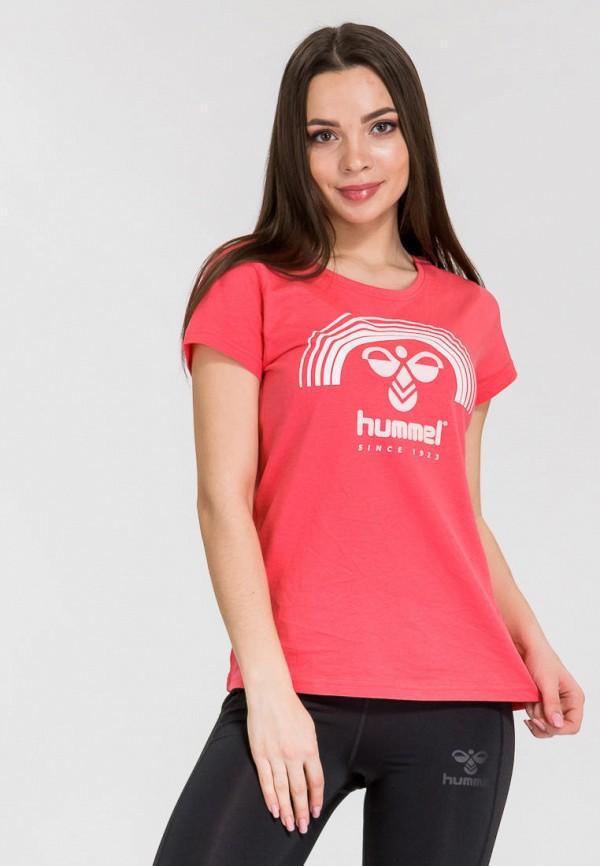 женская футболка hummel
