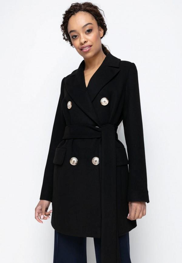 женское пальто samange, черное