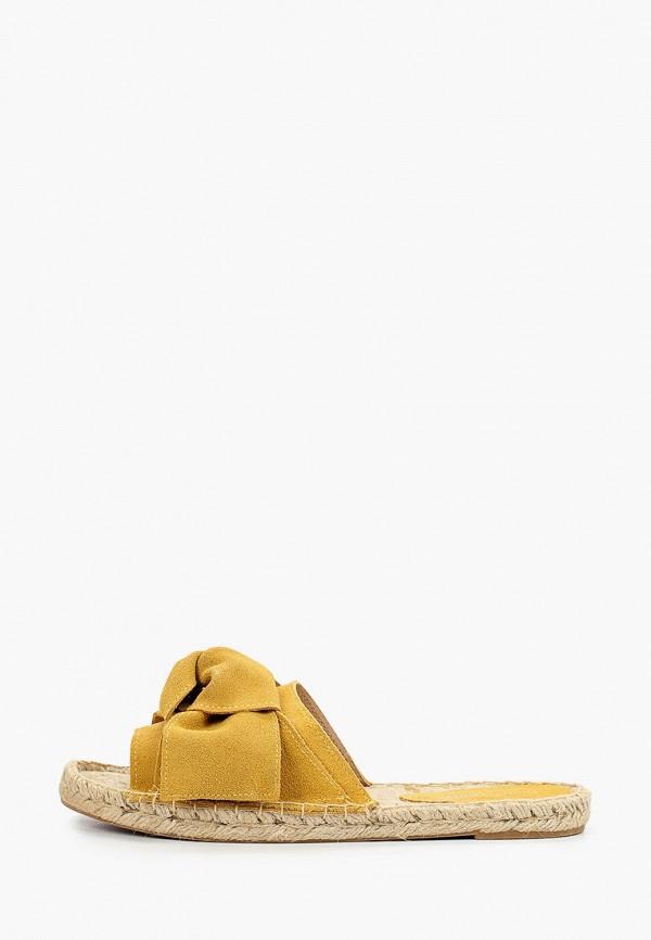 Сабо Thomas Munz желтого цвета