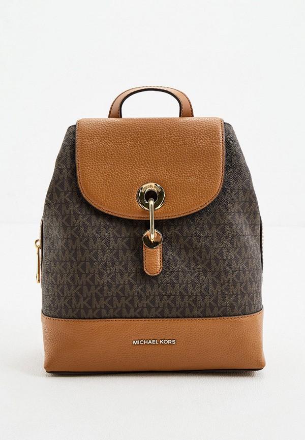 женский рюкзак michael kors, серый