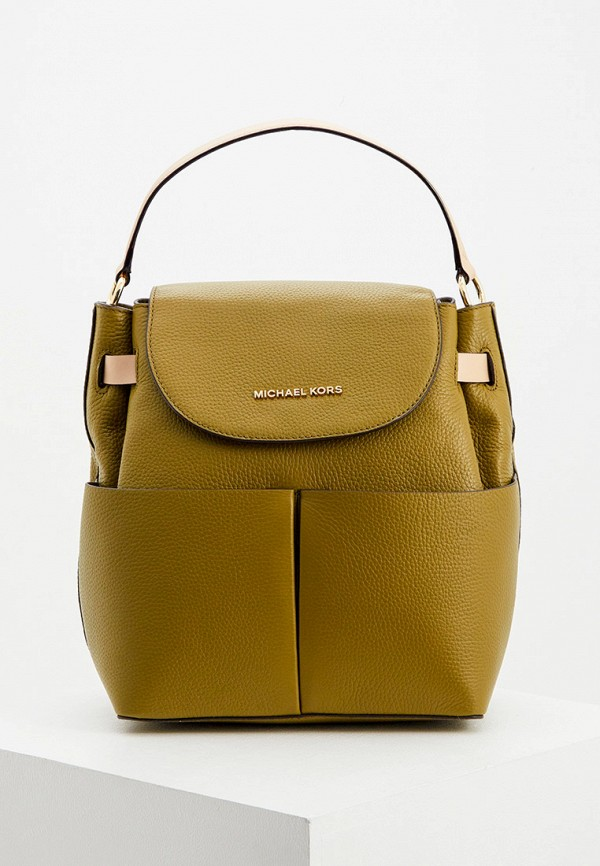 женский рюкзак michael kors, хаки